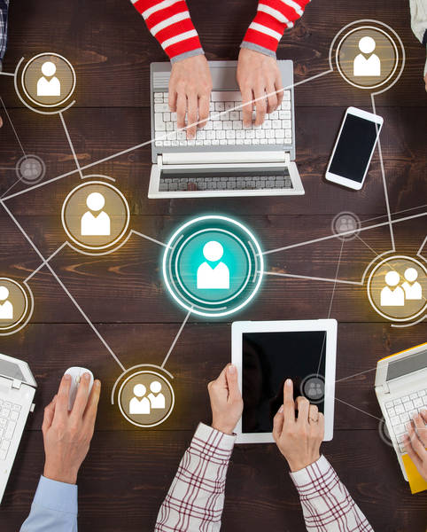 2. Der Netzwerkaufbau und die Kontaktpflege